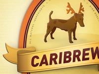 Caribrew Beer Label — 2nd Quarter