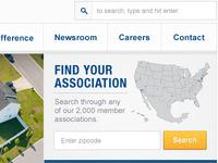 Homeowners Website Design