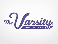 The Varsity Logo WIP