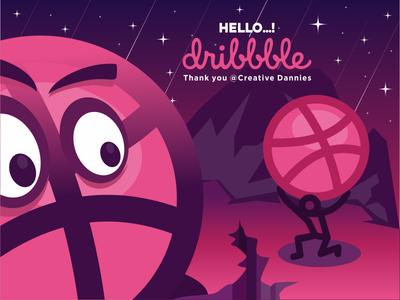Hello Dribbble, I'm Newbie :)