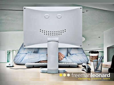 Freeman+Leonard photo retouch copy writing art direction direct mail