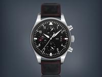 IWC Schaffhausen Pilot's Watch Chronograph