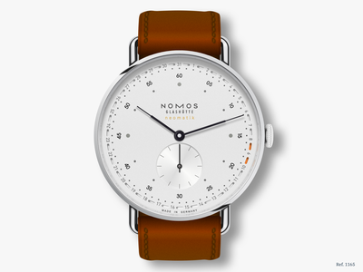 Nomos Metro Neomatik 41 Update vector art nomos watch sketchapp sketch vector illustration vector
