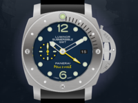 Panerai Luminor Submersible 1950 GMT Watch Icon
