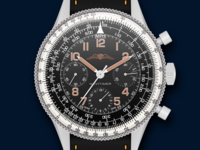 1955 Breitling Navitimer Ref. No. 806 Watch Illustration