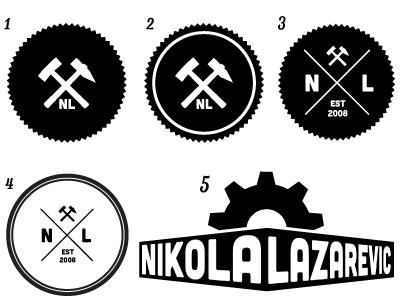 Logo Ideas By Nikola Lazarevic On Dribbble