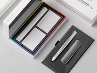 Adobe Ink & Slide Packaging
