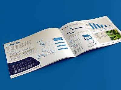 Brochure Design for ICL brandidentity branding brand graphicdesigner designer flyer leaflet booklet printdesign printer print identity brochuredesign brochure