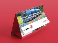 Parma Group 2019 Calendar Design