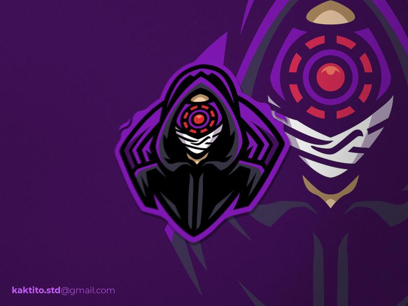 DiegoGB logo illustration streaming mascot logo designgraphic debut design vector mascot logo esport