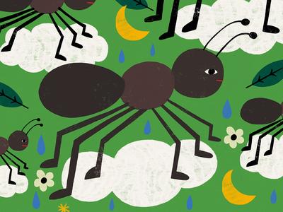 Cloud Ants