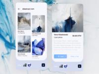 Known Origin dApp - Art Powered by Blockchain dapps design crypto clean ui cryptocurrency uxdesign app dapp bitcoin etherum minimalist ui ux marketplace art blockchain