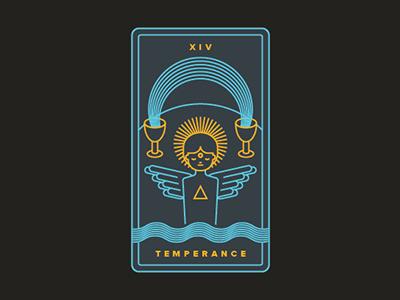 XIV - Temperance