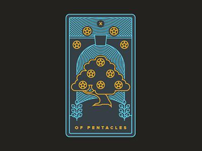 X of Pentacles