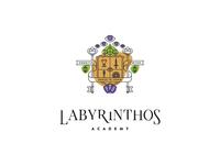 Labyrinthos Academy Logo