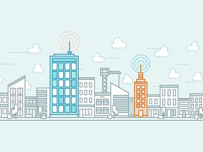 Cityscape || Communication