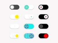On/Off Switch — Daily UI Challenge #015