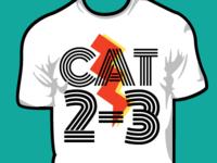 Cat Two Three