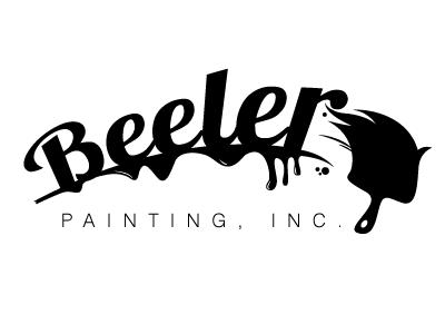 Painting company. painting brush brand painter