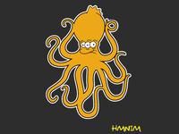 Mark Hoppus Octopus/Three eye Fis