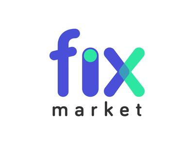 Fix Market - logo