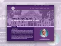 Redesigning Nepal Rastra Bank