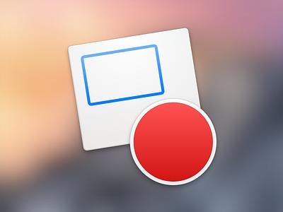LICEcap Replacement Icon mac app icon yosemite icns download licecap record