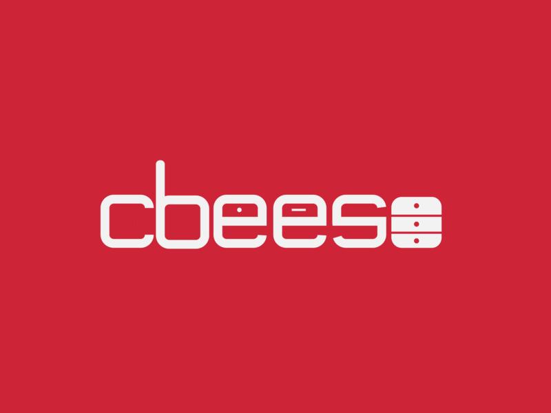 Logo of Cbeeso icon branding illustration typography logodesign logo design logotype logo