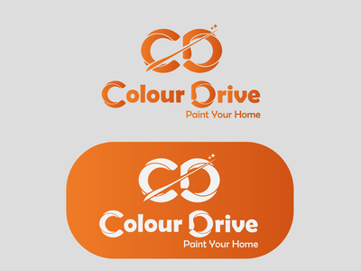 Logo for Colourdrive (A Painting Service Company) v.1