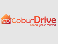 Logo for Colourdrive (A Painting Service Company) v.3