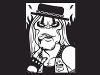 HeavyBone for The great story of rock book