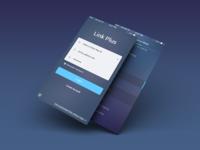 Login&slide menu