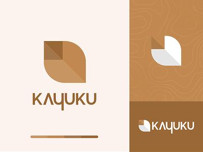 Kayuku Branding identity designer identity branding idenity brand and identity brand agency brand logo a day logo landing ui trending branding