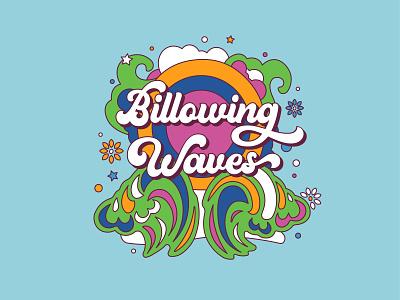 Billowing Waves