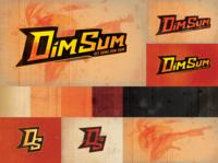 Food Truck Branding: Dim Sum