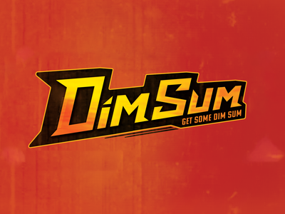 Primary DimSum logo mark
