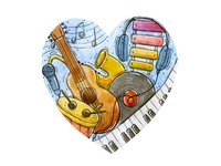 All I Love is Music