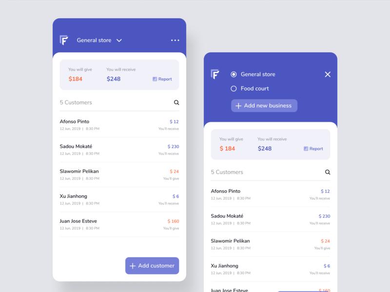 Payment management productdesign app minimal ui ux dailyui figmadesign design