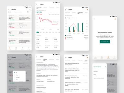Stocks market news and information