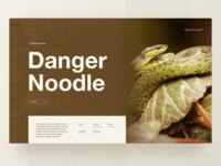The Mediterranean Danger Noodle