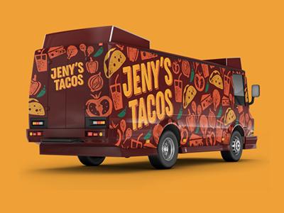 Jeny's Tacos Food Truck