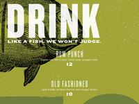 Drink Fishy