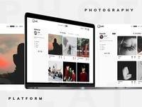 IndC - Photography Platform