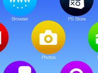 PS Vita iOS7