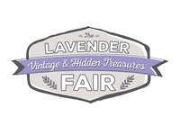 Lavender Fair Logo and Collateral