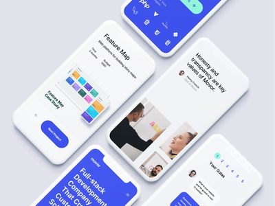 Movor - Responsive designagency mobileappdesign mobileapps mobileapp productdesigner productdesign design agency design mockup mockup design landing page design landing design landingpage responsive website design responsive web design responsive design responsive website