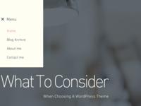 ReBlog - Creative Blog Template