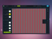 Bluescreen Designer - Tools Menu Layout
