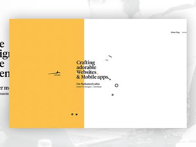 Moha.Studio Re-Brand designer website ui design uxdesign ui ux portfolio website design branding