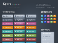 Ocreative   sparo web elements